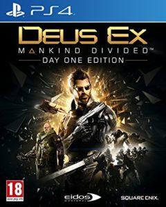 Deus Ex Mankinkd Divided