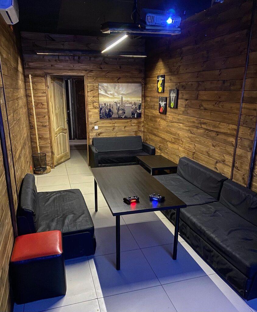 Большая Vip комната